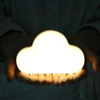 [KC인증] 모모네 구름 무드등