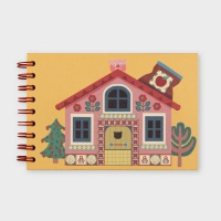Oink House Sketch Book