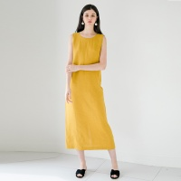 VALLI DRESS_YELLOW