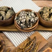 도래푸드 수제부각 부각 7종
