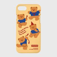 dancing bear-yellow(color jelly)
