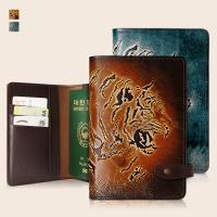 [여성여권지갑]마르틴(타이거)_잠금장치(O)