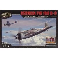 독일 FW 190D-9 포케불프 조립킷 1945 (WTS101667KIT) Focke-Wulf Fw 190D-9