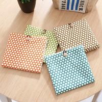 [바느질시간]cute dot 생리대파우치-4colors