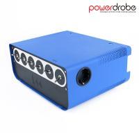 파워드로브 멀티탭 6구 블루