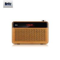 브리츠 BZ-W260 휴대용 블루투스 대나무결 우드스피커
