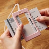 엘라고 ID3 사원증/학생증 카드홀더 (2장 수납가능)