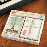 미니포스트 카드 세트 ver.2 파리