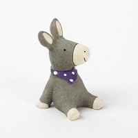 Resin animal - 10 Donkey