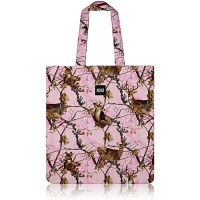 nother Deer Camouflage Flat Tote (Pink) / 나더 사슴 카모플라쥬 플랫 토트백 (Realtree®)