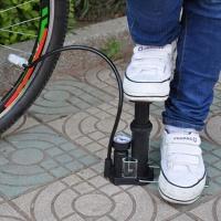쁘띠 자전거 에어펌프