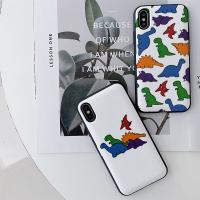 아이폰8 Dinosaur 카드케이스