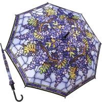 행잉 위스테리아 - 원목자동장우산