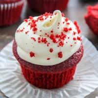 피나포레 레드벨벳 컵케이크 만들기 12pc - 베이킹 박스