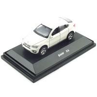 1/87 BMW X6 (WE331009WH-X6) SUV 모형자동차