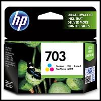 HP CD888AA No.703/Tri-color