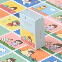 메세지 카드 - 리틀빈 ver.1