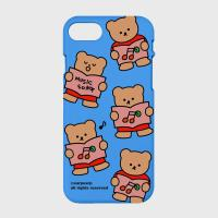 Music song bear-4color(color jelly)