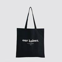 Market bag-Black