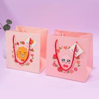 카카오프렌즈 땡큐 기프트 쇼핑백