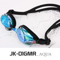 제이커스 미러코팅수경 JK-01GMR-AQUA