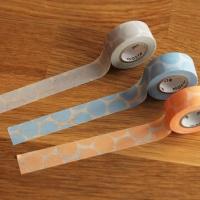 MASTE Masking Tape Coin dots-MST-MKT199