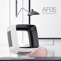 2017년 AF05 자연바람 날개없는 선풍기 화이트블랙