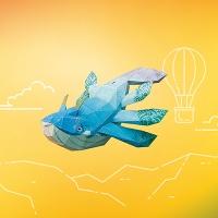 [톰텐]DIY 셀프인테리어 아기고래아몽