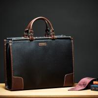 [던롭] DBC430 네이비 서류가방