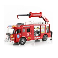 소방차 모형자동차 RESCUE FIRE ENGINE (KDW250467RE)