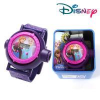 [Disney] 디즈니 겨울왕국 아동 전자 손목시계 (FZN3859)