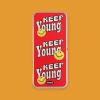 TIN CASE LONG_KEEP YOUNG