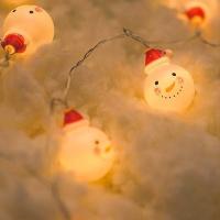 크리스마스 미니 전구 LED 트리 장식 꼬마 조명 3m