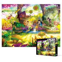 500피스 직소퍼즐 - 팅커벨 만물의 숲