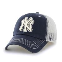 47브랜드 MLB모자 뉴욕 양키즈 메쉬 빈티지로고