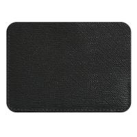 웍스 슬립 카드지갑 블랙