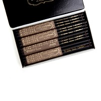 [VIARCO] Pencil(디자인) SOFT CARBON 999 1box(48ea) / 연필 비아르쿠