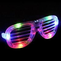 LED셔터쉐이드안경-투명
