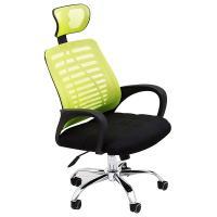 다니카 탑플러스 헤드형 숯방석 메쉬 의자 CY-001C