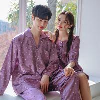 [쿠비카]러블리 러브 7부 투피스 커플잠옷 WM158