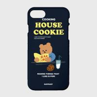 Cookie bear-navy(color jelly)