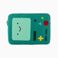 어드벤처 타임 노트북 파우치 - 15인치 비모