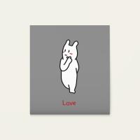 메세지카드 - LOVE
