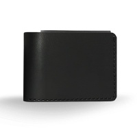 멘션Rd 블랙(반지갑)