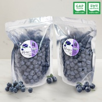 [충북청주] 무농약 냉동 블루베리 1kg 대/16mm이상