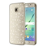 Galaxy S6 Edge  Clear Gold (galaxy)