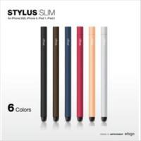 엘라고 스타일러스 펜 슬림 정전식터치펜 6가지 색상
