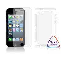 애플 아이폰5S / 아이폰5 / 아이폰5C 전신 항균 액정보호필름 (후면 TPU)