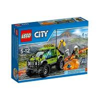 [레고 시티] 60121 화산 탐사 트럭
