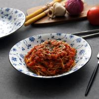 일본식기 키노메 타원볼